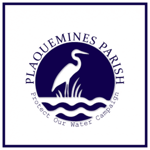 Plaquemines Parish - Protect Our Water Campaign - Heron on Water